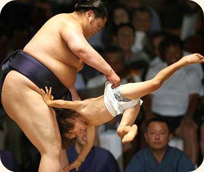 Sumo lift