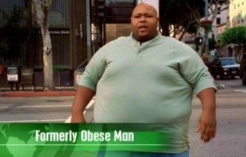 formerly obese