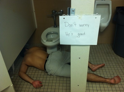 Dont-Worry-Hes-Good-Funny-Passed-Out-Man-Image